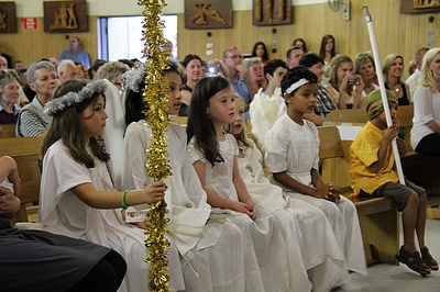 2010 Christmas Family Mass